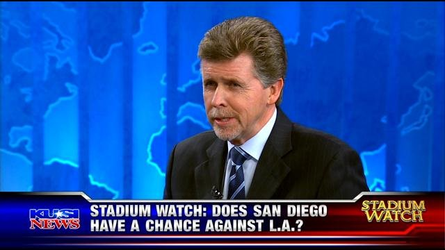 Stadium Watch: Does San Diego have a chance against L.A.?