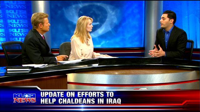 Update on efforts to help Chaldeans in Iraq