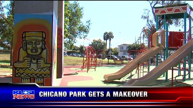 Chicano Park gets a makeover