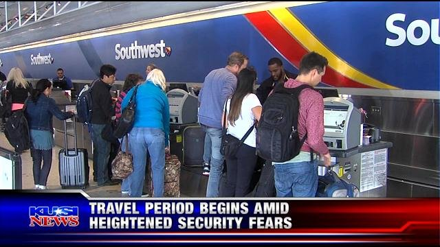 Security conscious travelers welcome enhanced safeguards