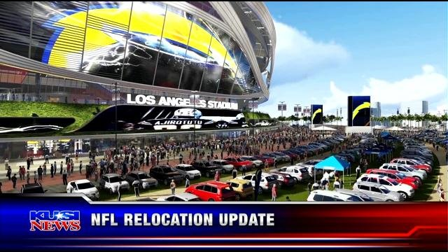 Stadium Watch: NFL relocation update