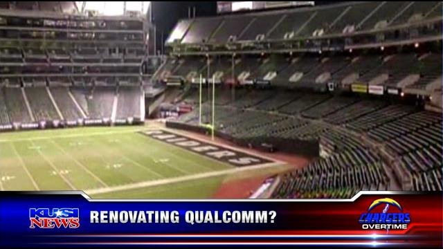 Chargers countdown: Renovating Qualcomm?