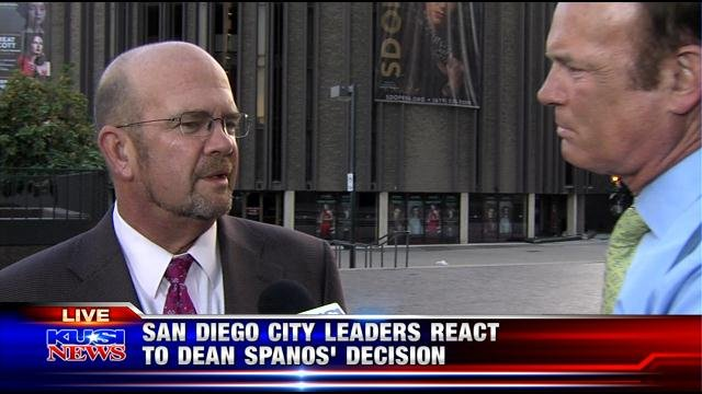 City officials and key insiders react to Chargers announcement
