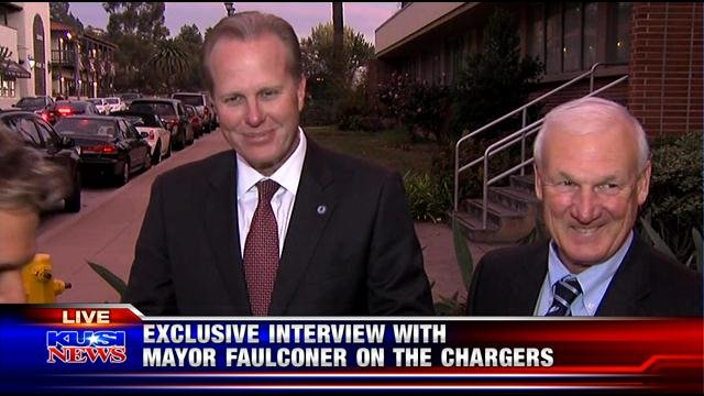 Exclusive interview: Mayor Kevin Faulconer and Supervisor Ron Roberts discuss Chargers