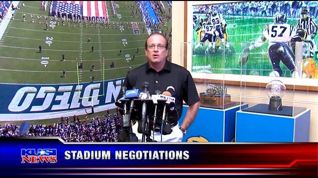 Stadium watch: Stadium negotiations