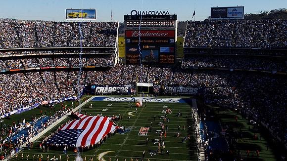 San Diego's Super Bowl attraction