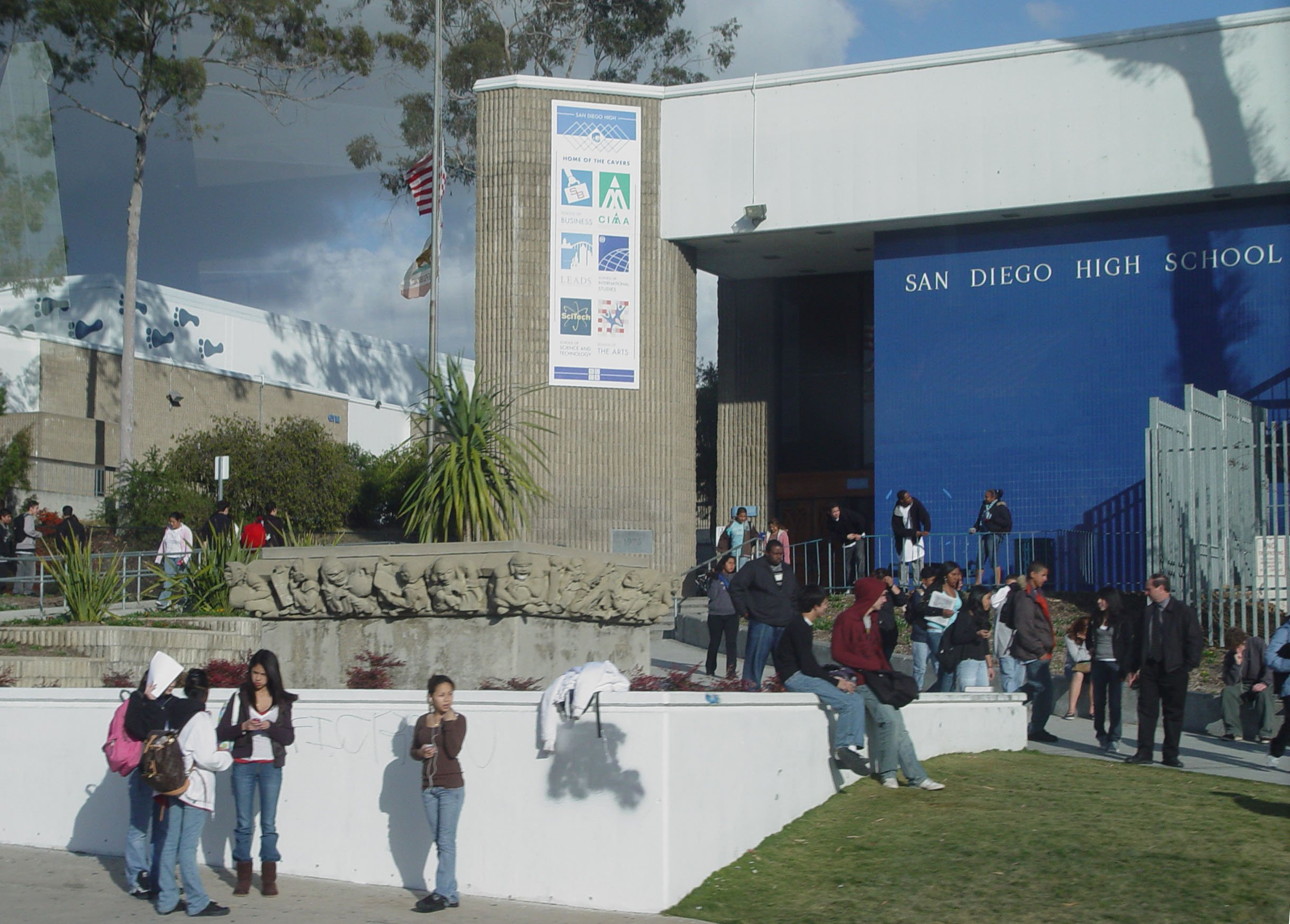 If Measure I Passes, San Diego High School Will Remain In Balboa Park