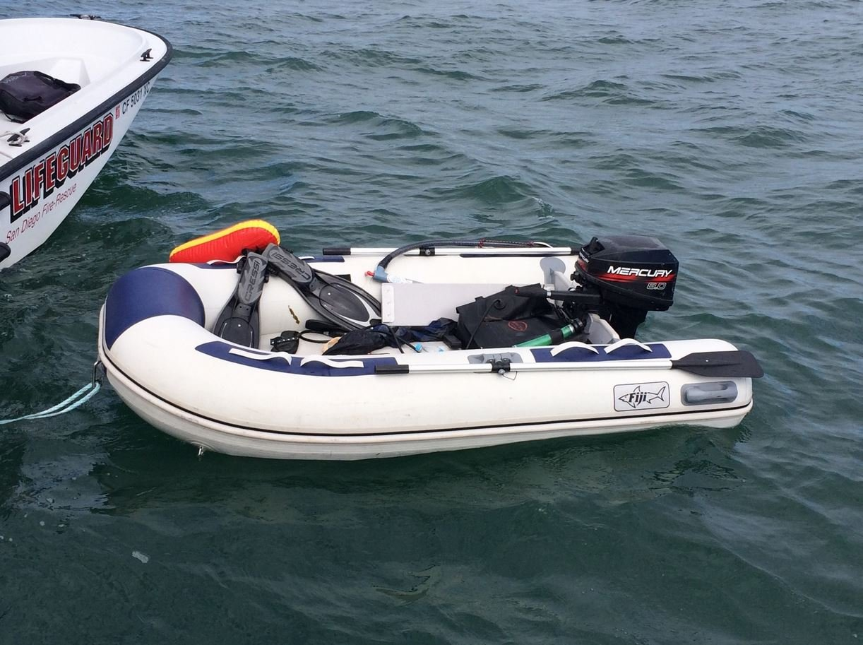 update missing mission bay boater found safe at scripps mercy h six foot dingy