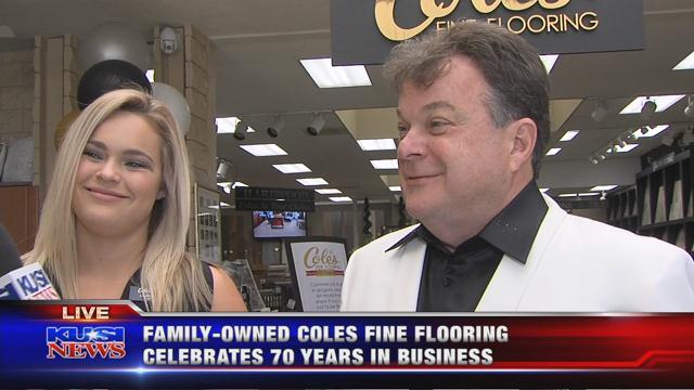 Coleu0027s Fine Flooring Celebrates 70th Anniversary