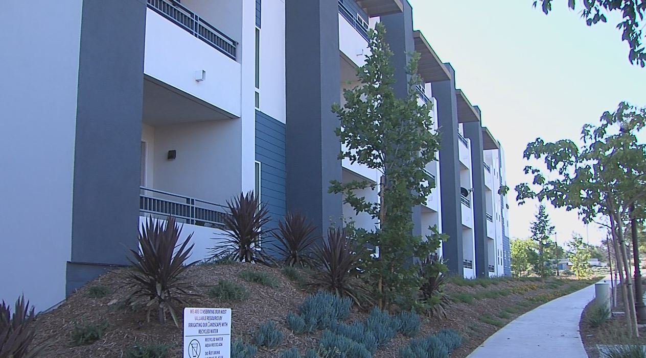 Affordable Housing Complex For Seniors Opens In Northern San Die KUSI News