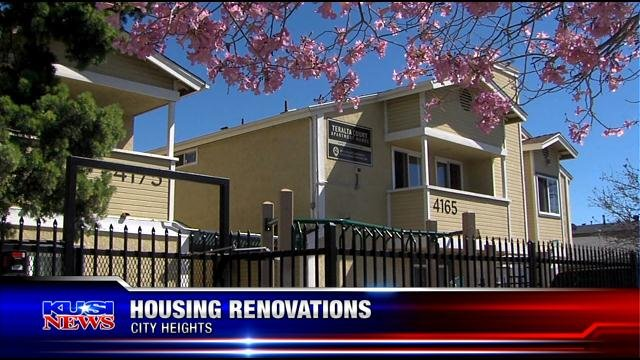 Creating More Affordable Housing In City Heights KUSI News San Diego CA