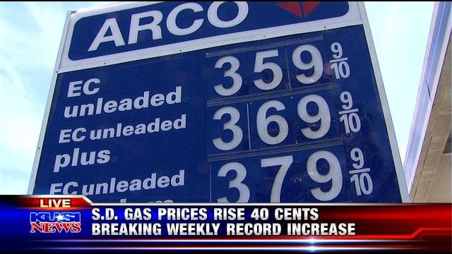 Gas Prices San Diego >> San Diego Gas Prices Rise For 16th Consecutive Day Kusi News