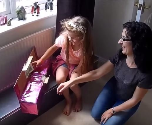 Girl gets new arm: Isabella 3-D Printed Arm