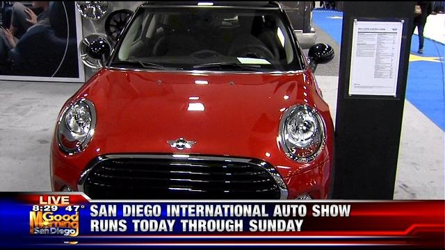 Nick Abraham Ford Car Show